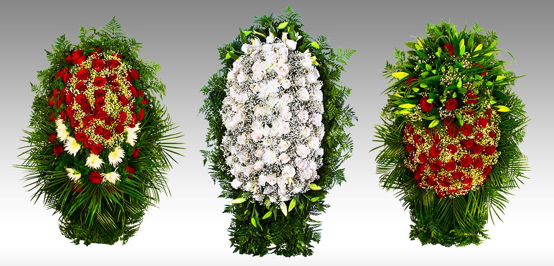 Заказ цветов с доставкой для похорон